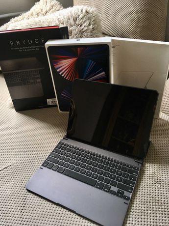 """NEW* Apple New iPad PRO 12.9"""" M1 5Gen 256GB Brydge+Magic G-22-FV23!"""