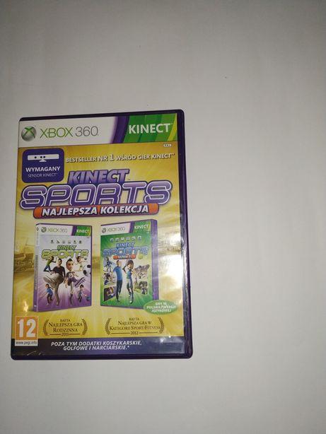 Kinect sports, gra na xbox360