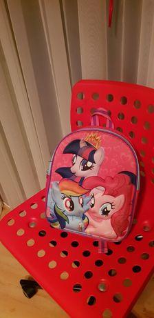 Plecaczek My Litlle Pony
