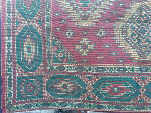 Винтаж дивандек покрывало ковер килим гуцульский котон хлопок СССР