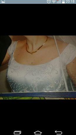 Свадебное платье на лето!! Скидка