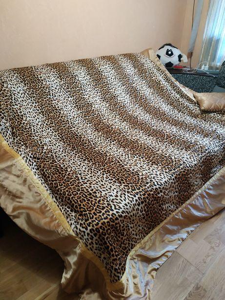 Покрывало евро 240*260 см+ 1 подушка