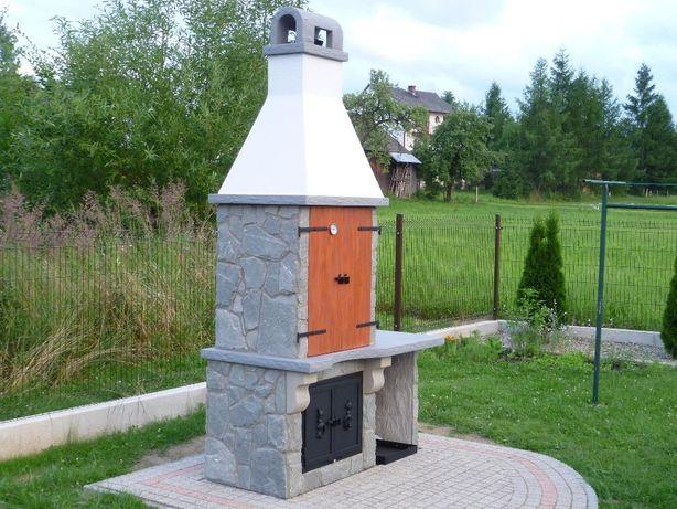 grill wedzarnia
