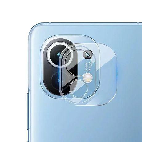 Pelicula Vidro Camara Traseira para Xiaomi Poco F3, Mi 11X Pro, Mi 11i, Mi 11, Mi 11 Pro