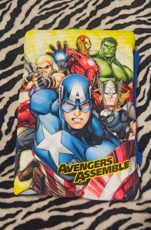 Мягкая книга подушка комикс с героями Марвел marvel