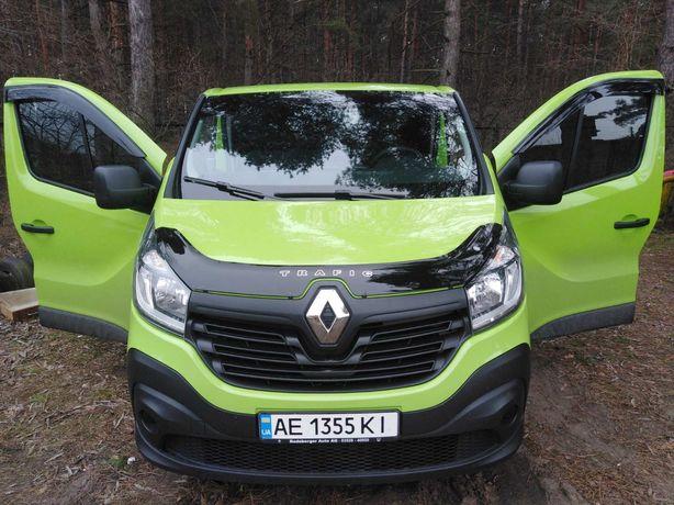 Renault traffic 2016