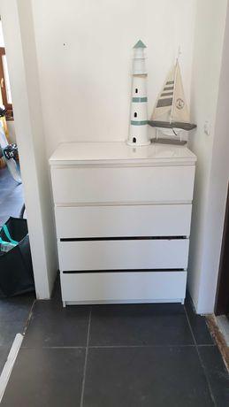 Malm komoda Ikea 4 szuflady