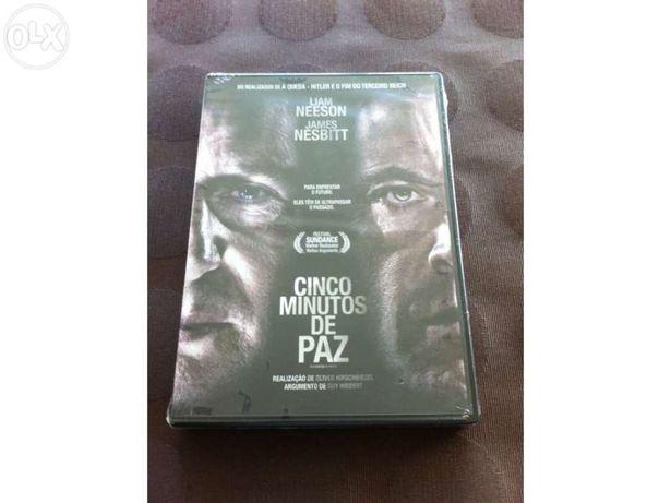 Cinco minutos de paz (dvd novo e selado!)