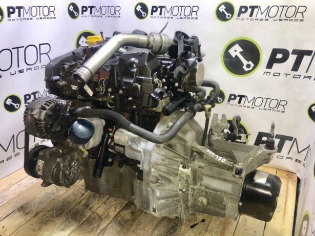 Motor Renault Megane 1.5dci k9k728
