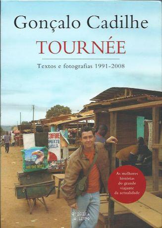 Tournée – Textos e fotografias 1991.2008_Gonçalo Cadilhe_Oficina do Li