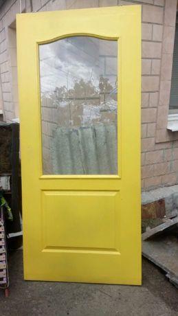 Межкомнатная дверь купе