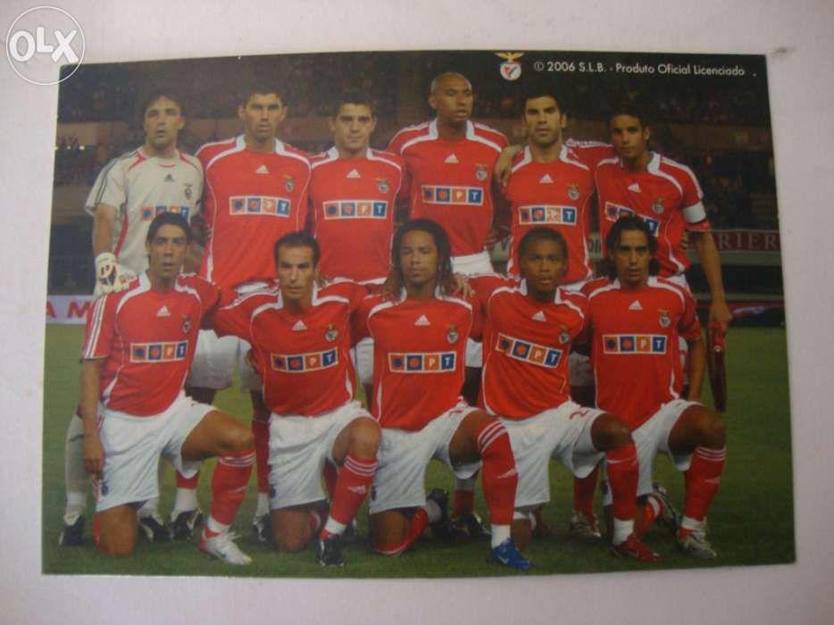 Postal do Benfica 2006