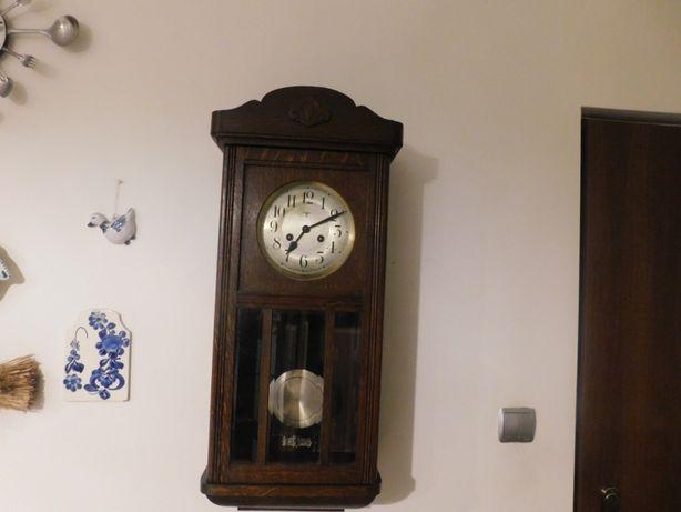 Stary zegar wiszacy FMS lub Mauthe