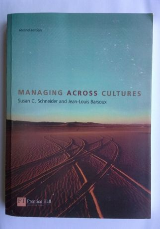 Livro Managing Across Cultures - Susan Schneider / J. Barsoux