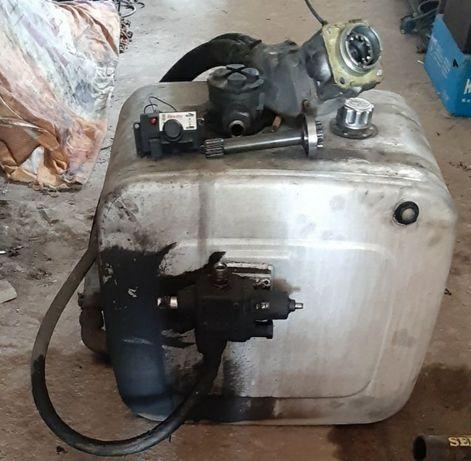 Hydraulika siłowa do skrzyni ZF OPTIDrive-automat