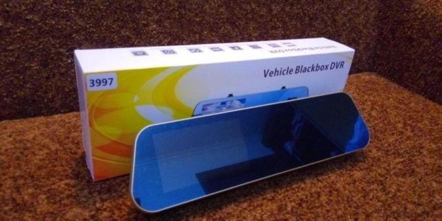2 камеры Зеркало видеорегистратор в Авто