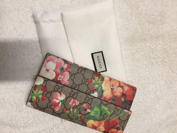 Gucci portfel damski duży