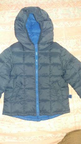 Куртка benetton на 2,5-4 года
