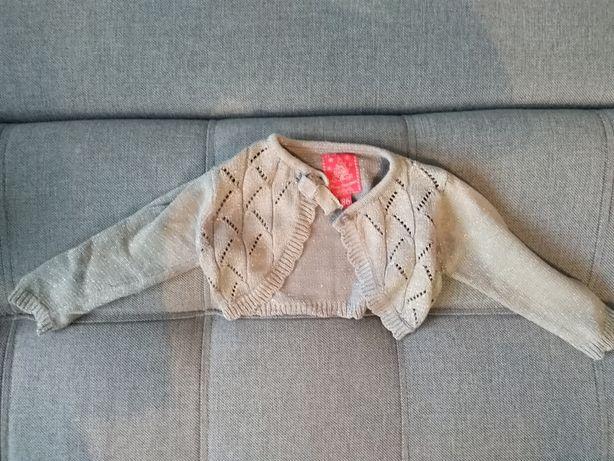 Sweterek bluza legginsy body spodnie dla dziewczynki 86 hm reserved
