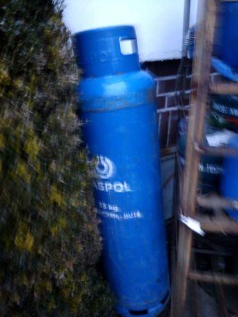 Propan Butla gazowa pełna 11 kg gazu z legalizacją
