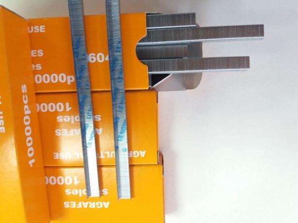 скобы для степлера подвязочного