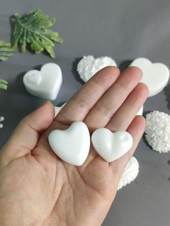 Бонбоньерки на свадьбу. Мило ручної роботи.сердце.подарунки.весілля