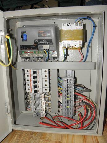 Шкаф с контроллером Trend IQ 210