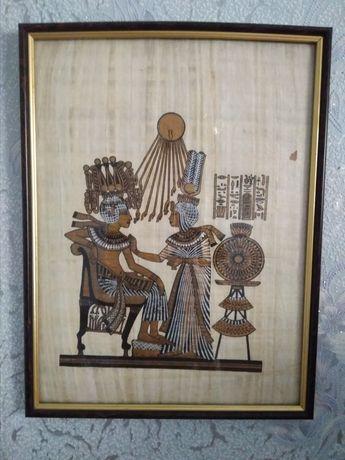 Папирус из Египта