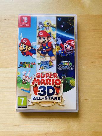 Jogo Nintendo Switch - Super Mario 3D All Stars