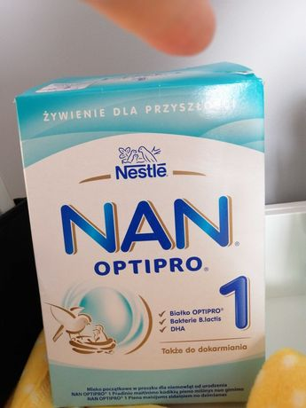 Mleko modyfikowane Nan Optipro 1