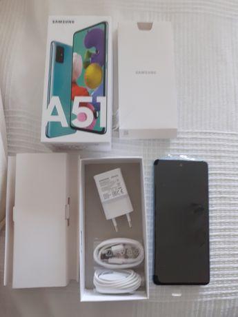 Samsung A51  niebieski nowy TMobile