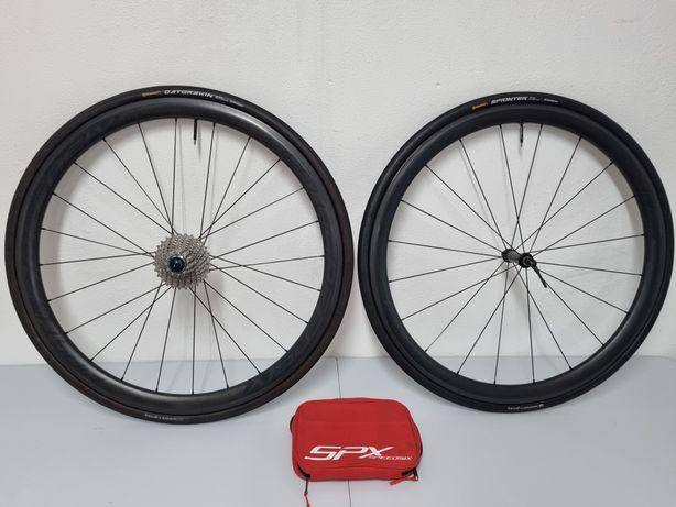 Rodas Carbono Speedsix