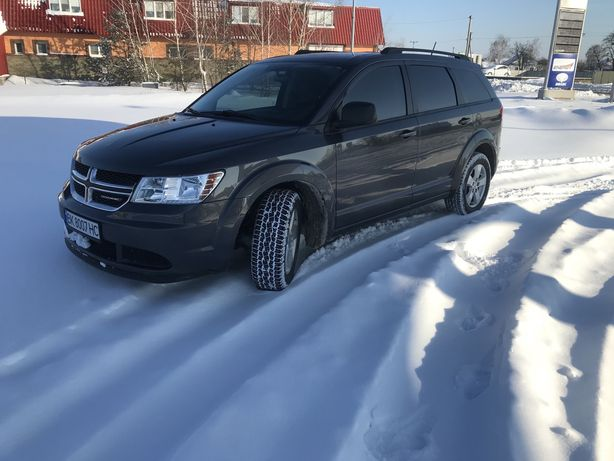 Dodge Journey 2.4 STX 7місць