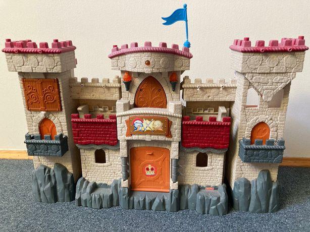 Zamek imaginex ze wszystkimi akcesoriami