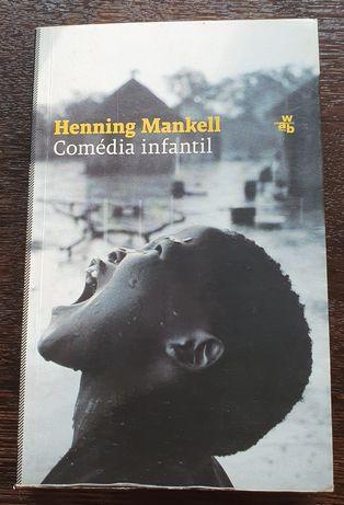 Comedia infantil. Henning Mankel