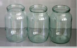 Банки скляні: 1л. Якісні та чисті