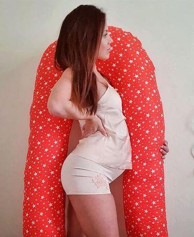 Подушка для Беременных для Вагітних (МЫ РАБОТАЕМ) НОВЫЕ