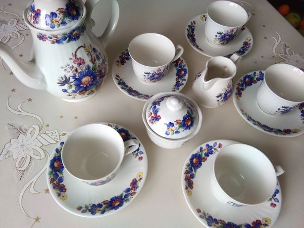 Porcelana Ceranova Eschenbach 13 szt