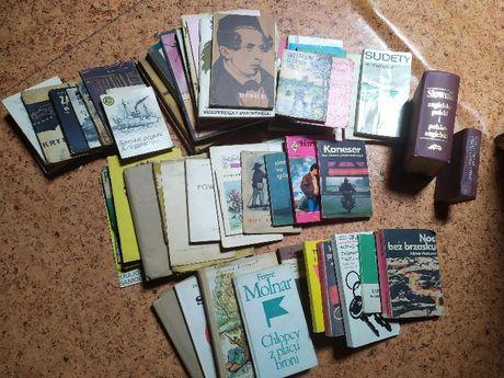 Ogromny zestaw książek - giga paka, około 50 pozycji!