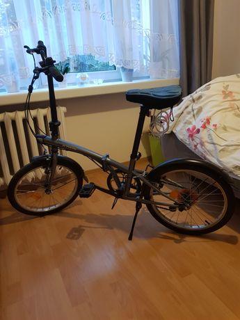 Rower Składany Tilt 120 BTwin
