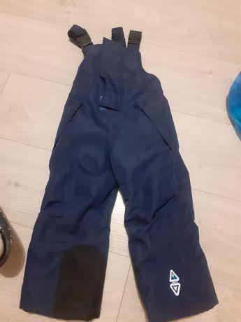 Spodnie narciarskie 92 98