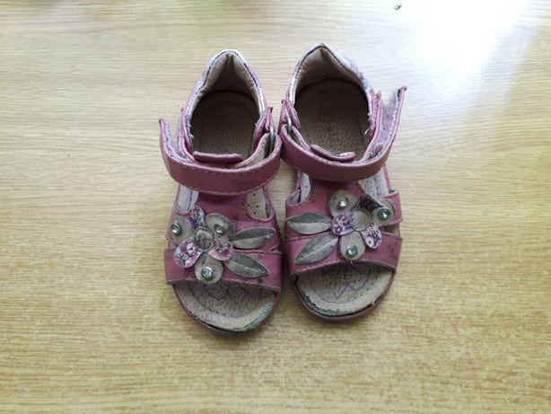 Sandałki dziewczęce Nell Blu
