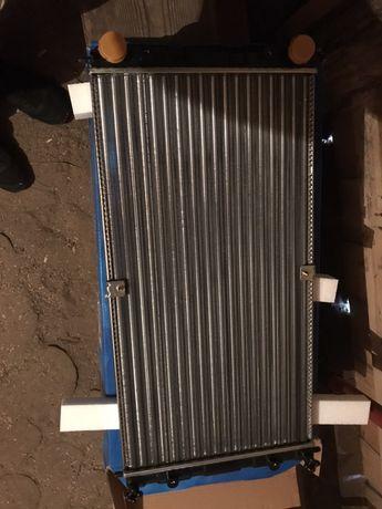 Радиатор охлаждения нива шевроле