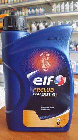 Тормозная жидкость ELF FRELUB 650 DOT4 1л