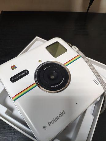 Aparat polaroid, fotografia, fotograficzny!