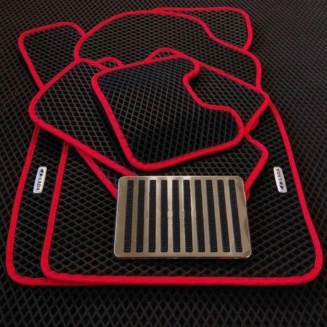 Коврики EVA для автомобилей: Toyota, KIA, NISSAN, Audi, Mercedes и пр