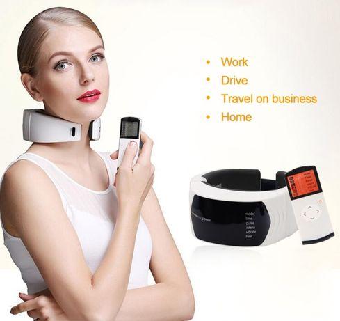 instrumento de massagem pescoço