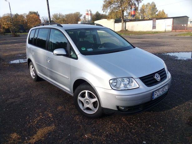 VW TOURAN 1 9 TDI 7 osobowy