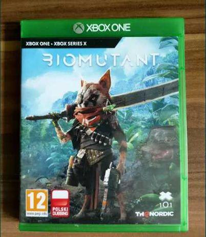 Biomutant Xbox one, Series x