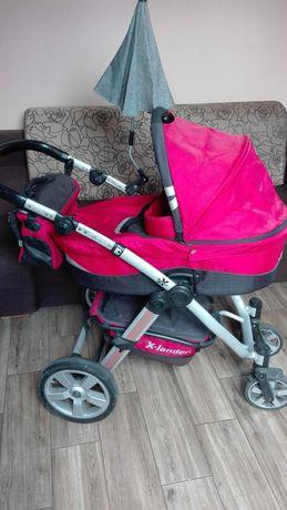 Wózek gondola + fotelik samochodowy 0+